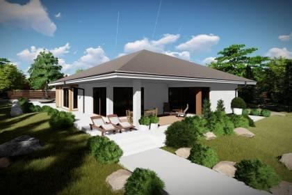 Proiect casa pe structura metalica 379-050