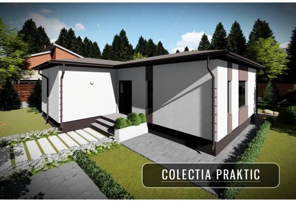 Proiect casa pe structura metalica 100-075