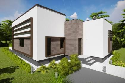 Proiect casa pe structura metalica 275-027