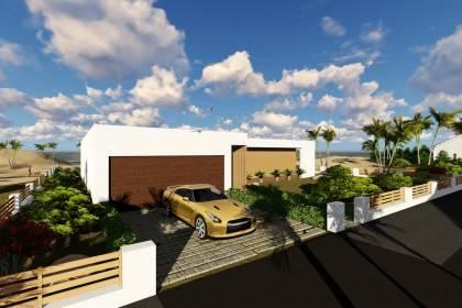 Proiect casa pe structura metalica 291-041