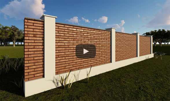 constructie gard din beton ga05