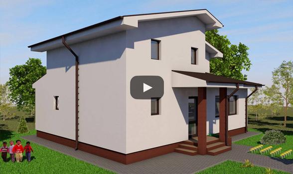 proiect casa 135-013