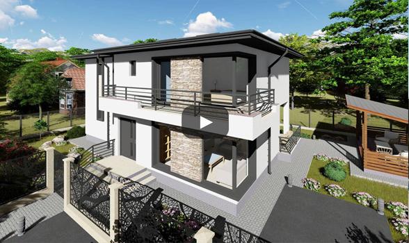 proiect casa 190-080