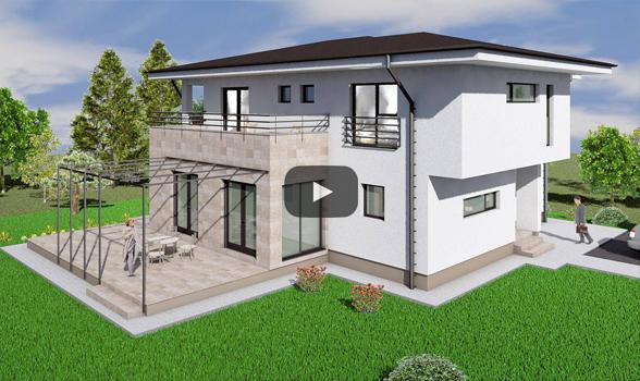 proiect casa 250-009