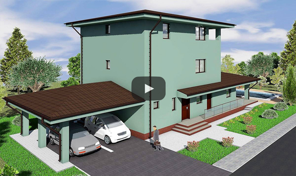 proiect casa 294-007
