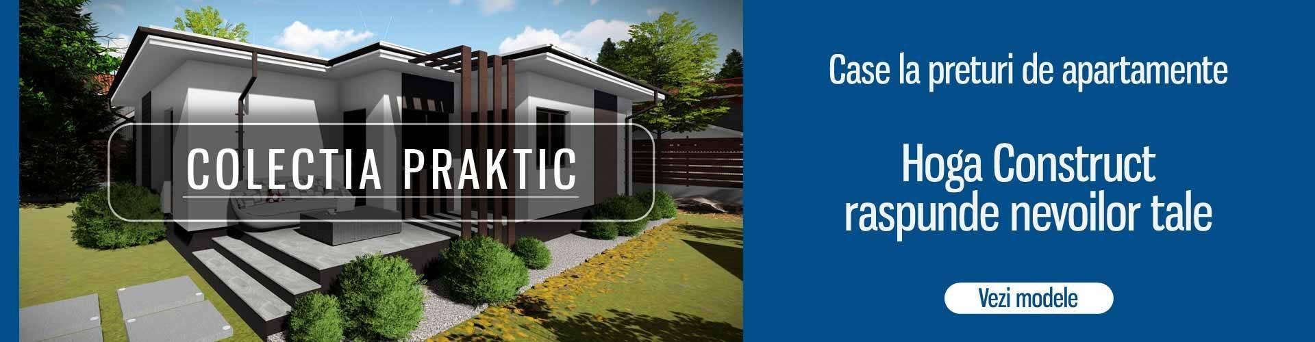 Proiecte de case Praktic