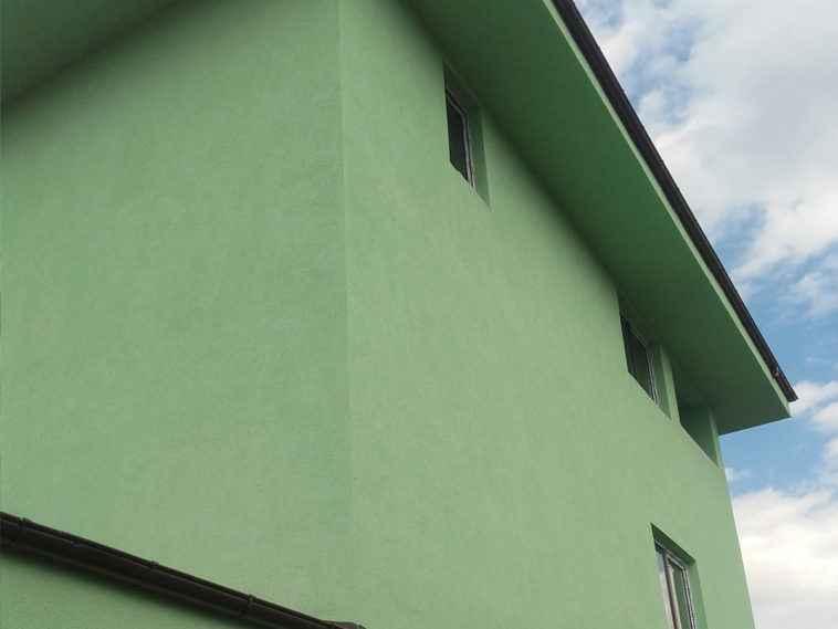 Paleta De Culori Tencuiala Decorativa.Proiect De Casa 294 007 Aplicare Tencuiala Decorativa Siliconata
