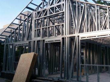 montaj structura metalica proiect de casa in craiova
