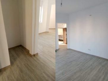 finalizare renovare apartament vechi in bucuresti