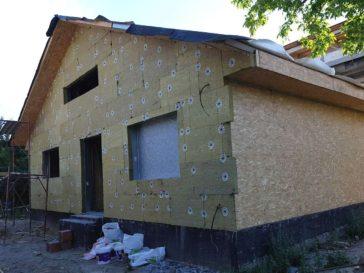 placare vata bazaltica proiect casa metalica craiova