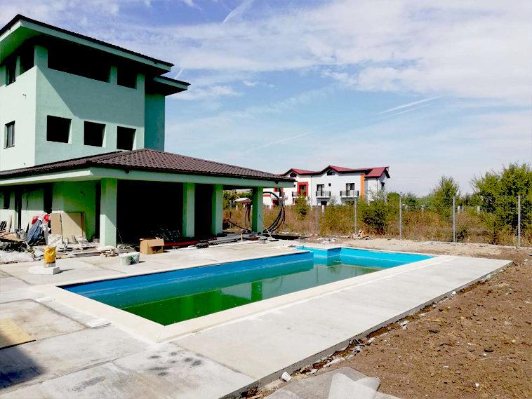 constructie piscina 48mp