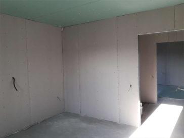 placari pereti interiori pentru proiect casa 190mp