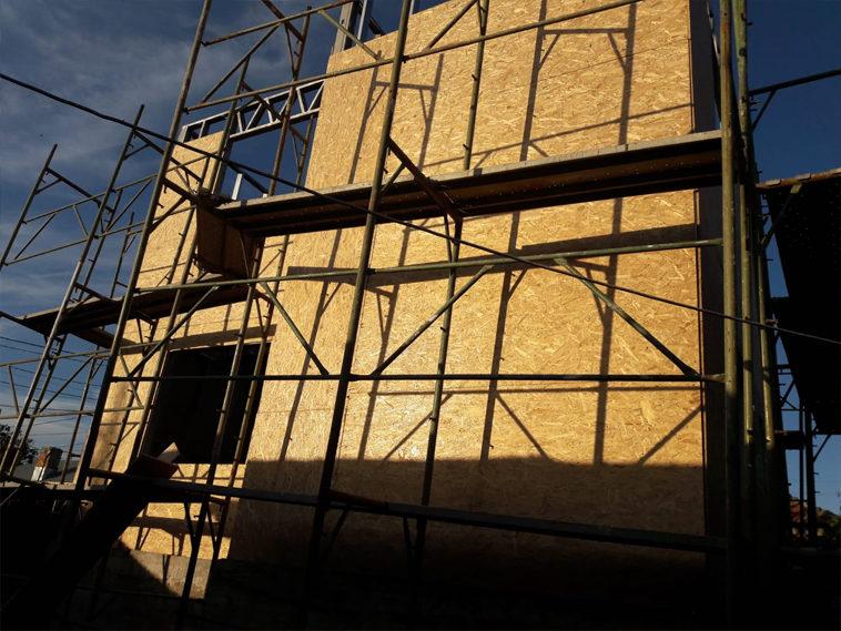 model de casa 130-088 placare osb