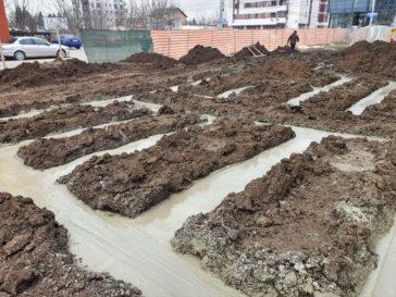 turnare talpa fundatie proiect de hala metalica 480mp