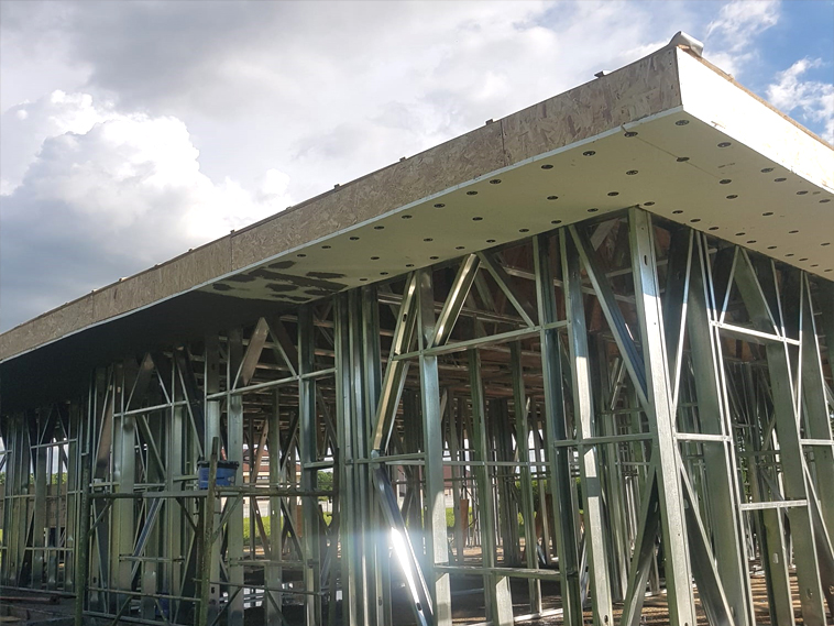 constructie bazie si saceag proiect casa in snagov 320 mp
